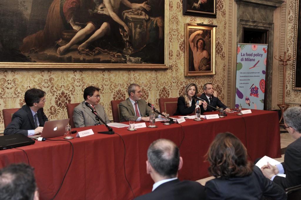 Firma protocollo Assolombarda-Comune di Milano-Politecnico