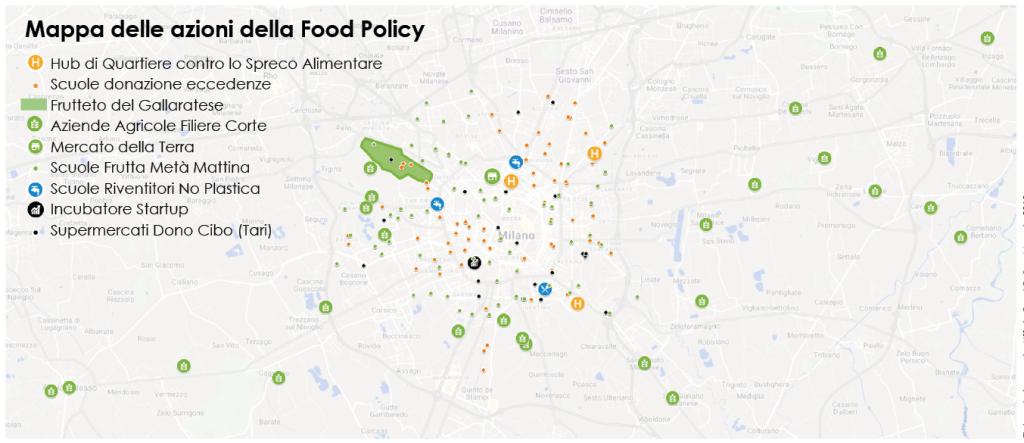 Mappa Azioni Food Polci.y