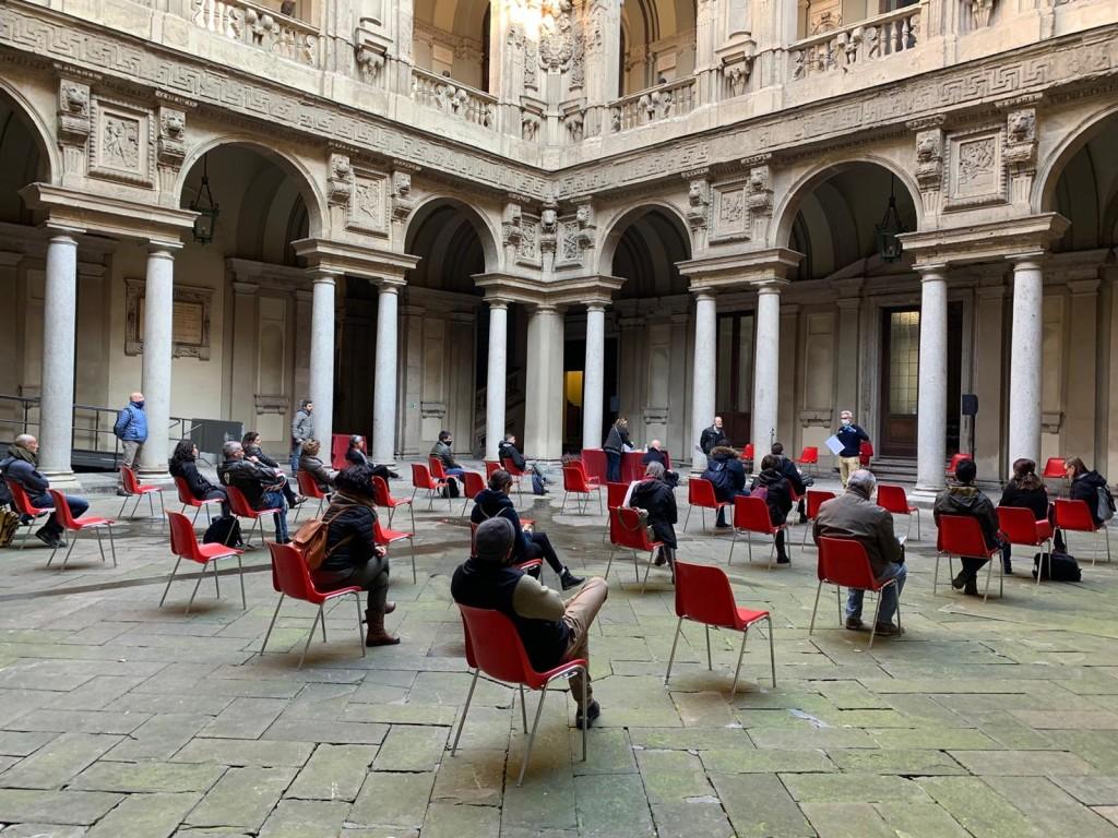 Formazione Palazzo Marino