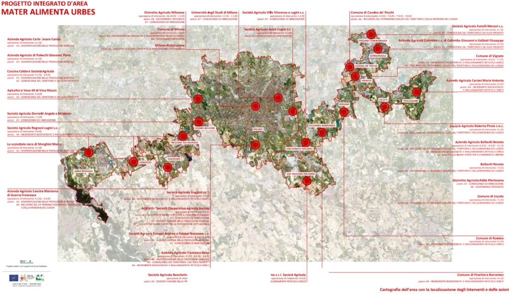 Mappa per sito