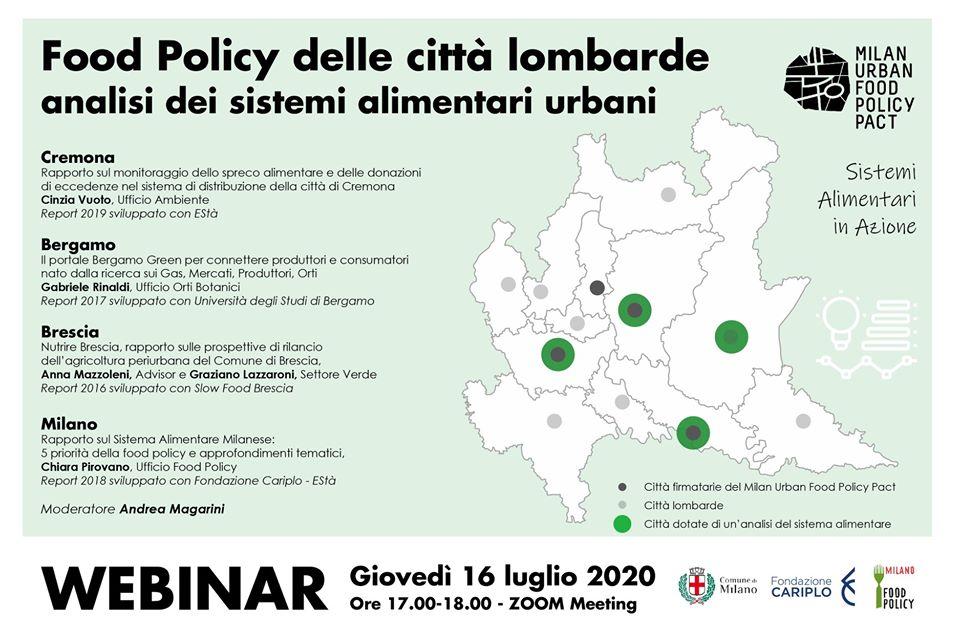 Webinar città Lombarde